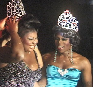 Nikki and Amirra - Winners of the 2009 Tri County Pageant