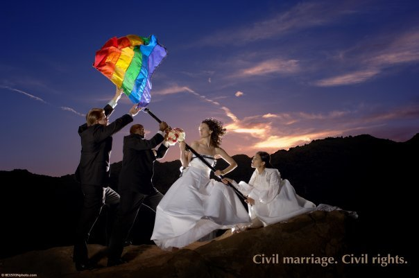 Marriage Equality - coming to state near you (Hopefully)
