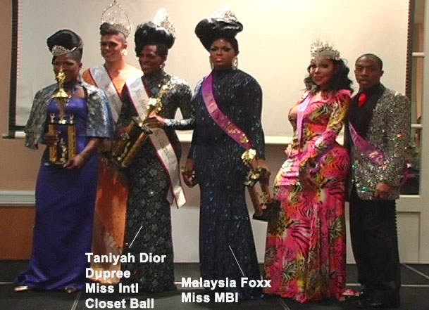 Miss International Closet Ball & MBI Pageant