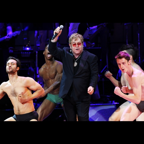 Elton John at Carnegie Hall